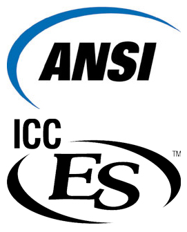 ANSI vs. ICC-ES, what's the difference?